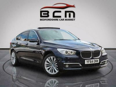 used BMW 530 Gran Turismo 5 Series Gran Turismo 3.0 d Luxury Auto 5dr