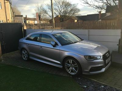 used Audi A3 2.0 TDI S line (s/s) 4dr