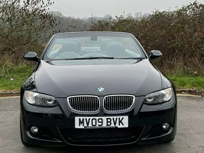 used BMW 335 3-Series Convertible i M Sport 2d Auto