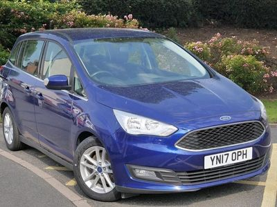 used Ford Grand C-Max 1.5 TDCi Zetec (s/s) 5dr