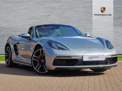used Porsche Boxster 2.5 GTS 2dr PDK