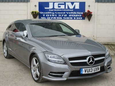 used Mercedes CLS250 Cls ClassCDI BlueEFFICIENCY AMG Sport 5dr Tip Auto 2.2