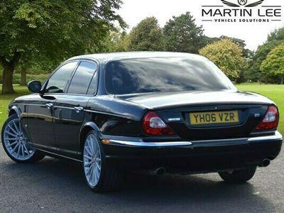 used Jaguar XJ6 XJ Saloon3.0 V6 4d Auto