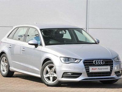 used Audi A3 Se 1.6 Tdi Ultra 110 Ps 6 Speed 5-Door