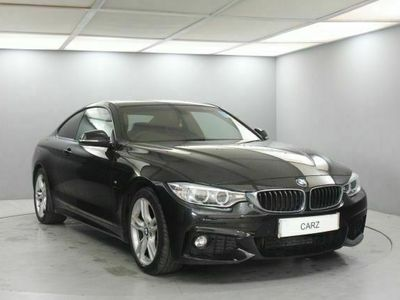 used BMW 420 4 Series d M Sport 2dr Auto