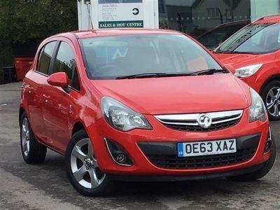 used Vauxhall Corsa 1.3 CDTi ecoFLEX SXi 5dr [AC]