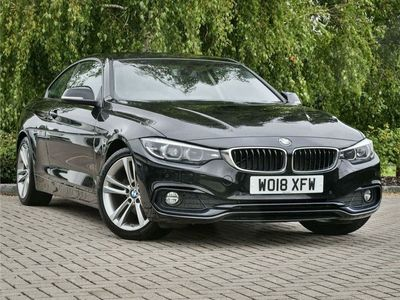 used BMW 420 4 Series d [190] Sport 2dr [Business Media]
