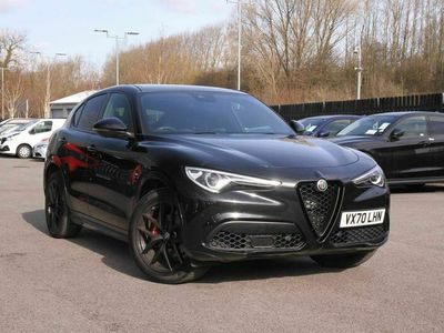 used Alfa Romeo Stelvio 2.0T Veloce Auto Q4 AWD (s/s) 5dr