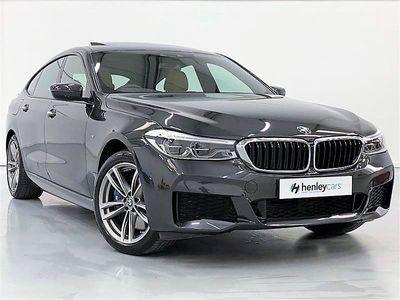 used BMW 630 6 SERIES 3.0 D XDRIVE M SPORT 5dr