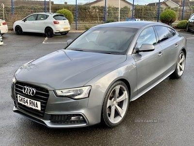 used Audi A5 S LINE TDI CVT