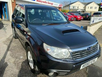 used Subaru Forester D X 2 2.0 5dr
