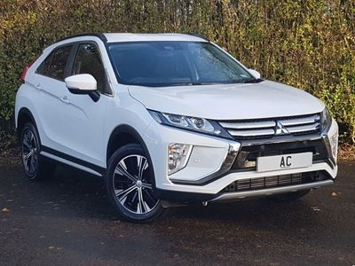 used Mitsubishi Eclipse Cross 1.5 3 5Dr Cvt