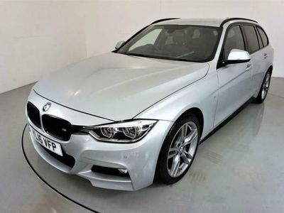 used BMW 330 3 SERIES 3.0 D M SPORT TOURING 5d AUTO 255 BHP diesel touring
