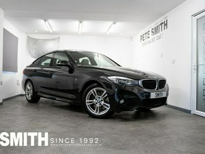 used BMW 335 Gran Turismo 3 Series d 3.0 XDRIVE M SPORT 5 DOOR JUST ARRIVED 2014/64