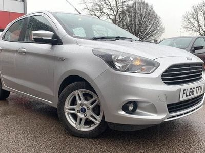 used Ford Ka 1.2 85 Zetec 5dr