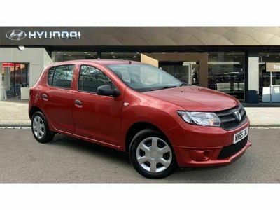 used Dacia Sandero 0.9 TCe Ambiance 5dr [Start Stop] Petrol Hatchback