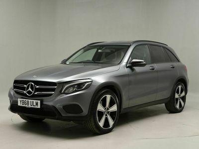 used Mercedes 220 GLC GLC4Matic Urban Edition 5dr 9G-Tronic For Sale Reg:YB68 ULM