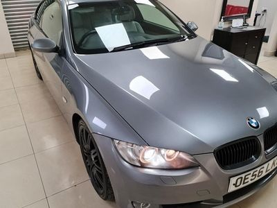 used BMW 335 3-Series Coupe i SE 2d