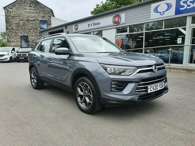 used Ssangyong Rexton 2.2 Ex 5Dr Auto