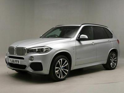 used BMW X5 XDRIVE 40D M SPORT (7S) - M SPORT PLUS PACK - HARMAN/KARDON - REVERSE CAM 3.0 5dr
