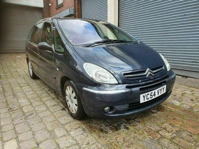 used Citroën Xsara Picasso 1.6 i Exclusive 5dr