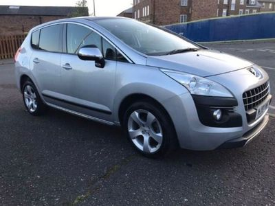 used Peugeot 3008 2.0 HDi FAP Exclusive 5dr