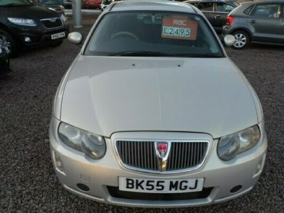 used Rover 75 2.0 CDTi Classic 4dr FULL LEATHER 1 OWNER FSH 15 STAMPS LOW MILES