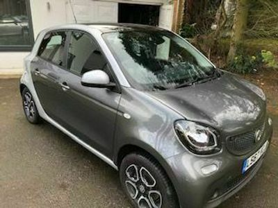 used Smart ForFour 0.9T Prime (s/s) 5dr