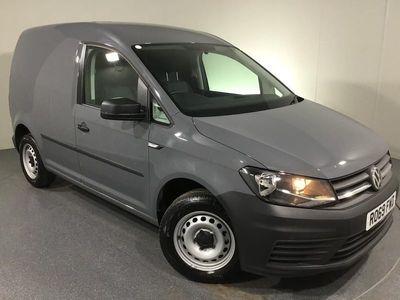 used VW Caddy 1.0 Tsi Bluemotion Tech 102Ps Startline Van