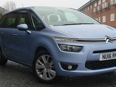 used Citroën Grand C4 Picasso 2016 Blackpool 1.6 BlueHDi Selection 5dr