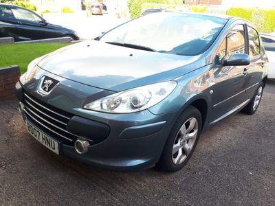 used Peugeot 307 1.6 16v S 5dr