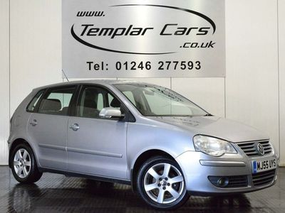 used VW Polo 1.4 FSI Sport 5dr