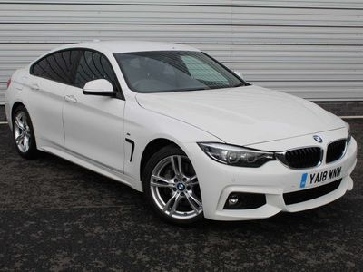 used BMW 440 i M Sport Gran Coupe
