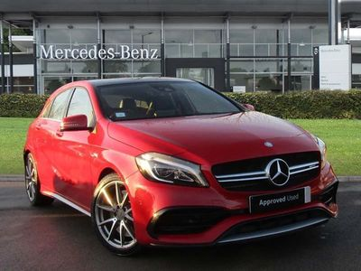 used Mercedes A45 AMG A Class4Matic Premium 5dr Auto Hatchback 2016
