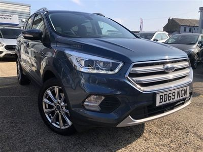 used Ford Kuga 1.5 EcoBoost Titanium Edition 5dr 2WD
