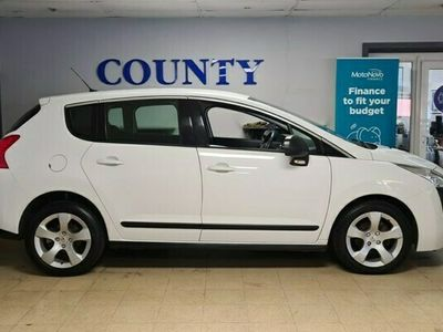used Peugeot 3008 Crossover 1.6HDi Active