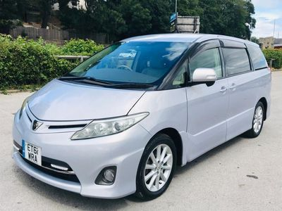 used Toyota Estima 2.4 5dr