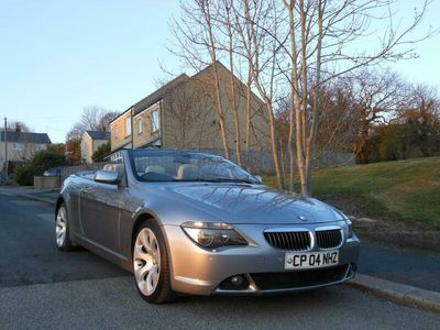 used BMW 645 Cabriolet 645Ci 2dr Auto
