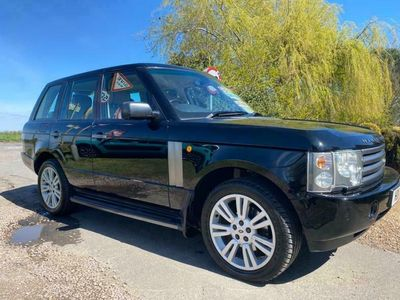 used Land Rover Range Rover 3.0 TD6 HSE