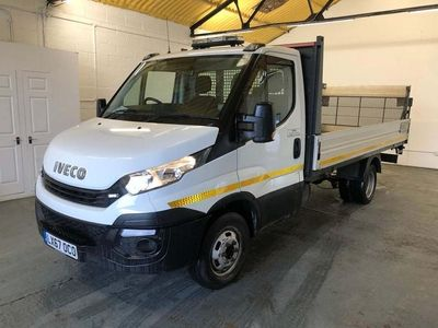 used Iveco Daily 35C14 LWB DROPSIDE TAIL-LIFT
