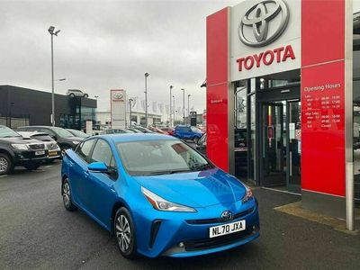 used Toyota Prius 1.8 VVTi Business Edition Plus 5dr CVT