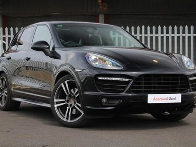 used Porsche Cayenne GTS 5Dr Tiptronic S 4.8