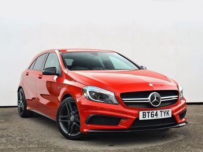 used Mercedes A45 AMG A Class4Matic 5dr Auto