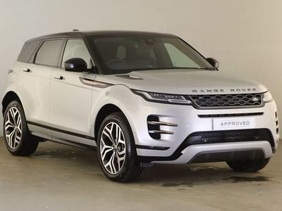 used Land Rover Range Rover evoque New D180 First Edition Diesel MHEV