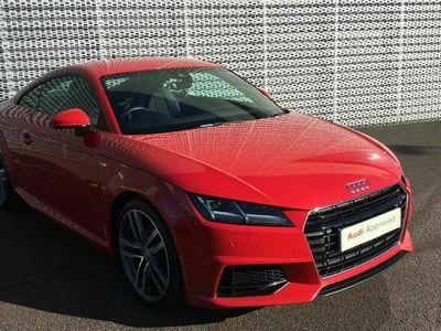 used Audi TT Coupé Coupe S line 2.0 TFSI 230 PS 6 speed