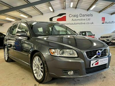 used Volvo V50 1.6 D DRIVe SE Lux (s/s) 5dr