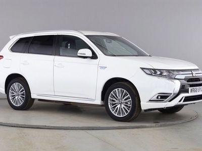 used Mitsubishi Outlander 2.4 Phev 4H 5Dr Auto