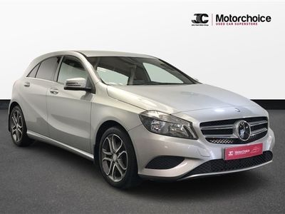 used Mercedes A200 A Class 1.8CDI Sport 7G-DCT 5dr