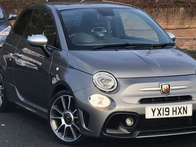 used Abarth 595 2019 Newcastle Upon Tyne 1.4 T-Jet 165 Turismo 3dr