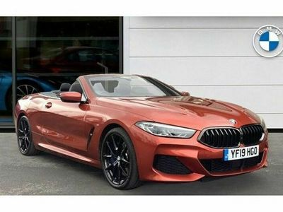 used BMW 840 8 Series d xDrive 2dr Auto